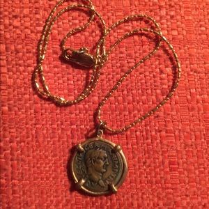 Jewelry - Roman Coin Necklace